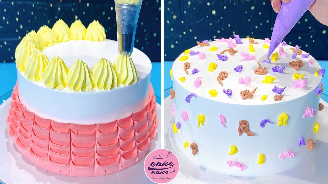 Amazing Creative Cake Decorating Ideas | Delicious Cake Hacks Tutorials | Cake Cake