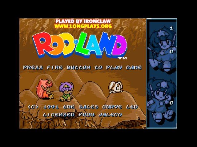 Amiga 500 Longplay [003] Rodland