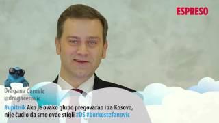 #EspresoTviter: Borko Stefanović čita tvitove o sebi