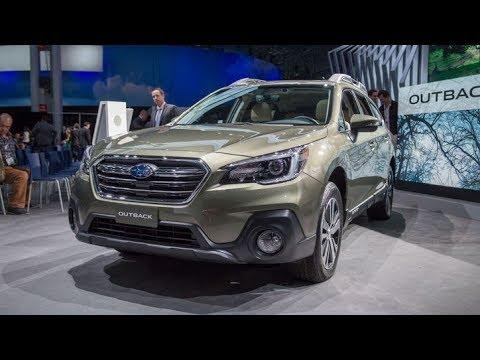 Awesome 2018 Subaru Outback Turbo Review Furious Cars Youtube
