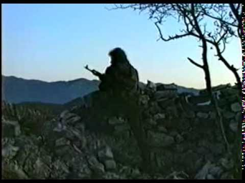 Living On The Front Line - Croatia 1993 - Sunrise