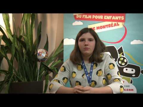 PRIX DU MEILLEUR COURT MÉTRAGE - FIFEM 2017
