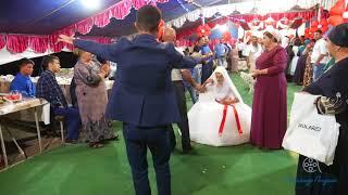 #Ahiska toy#Ахыска Финальный танец  Кемран и Гульгез 09 08 2018