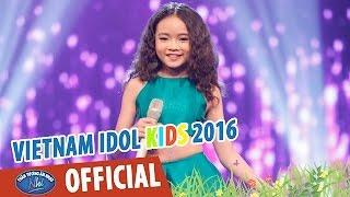 vietnam idol kids - than tuong am nhac nhi 2016 - ban ket 1 - roar - linh hoa