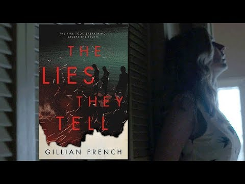 The Lies They Tell by Gillian French | Official Book Trailer