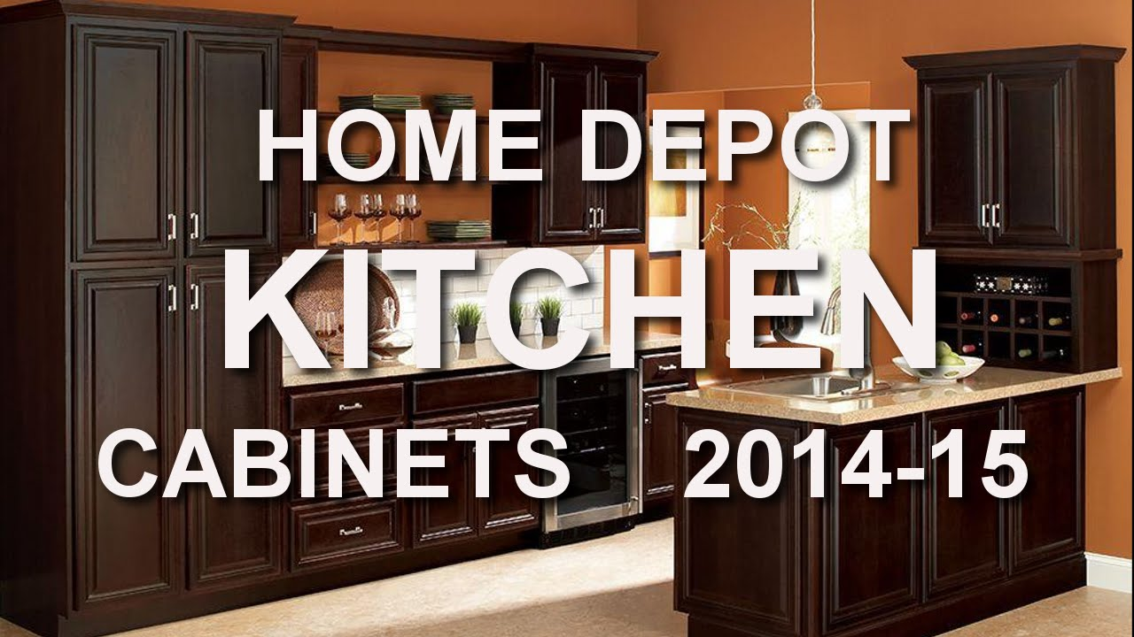 HOME DEPOT Kitchen Cabinet Catalogs 2014 15   YouTube