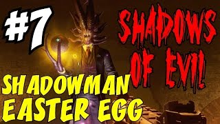 THE SHADOWMAN EASTER EGG Step #7: Activating Nero