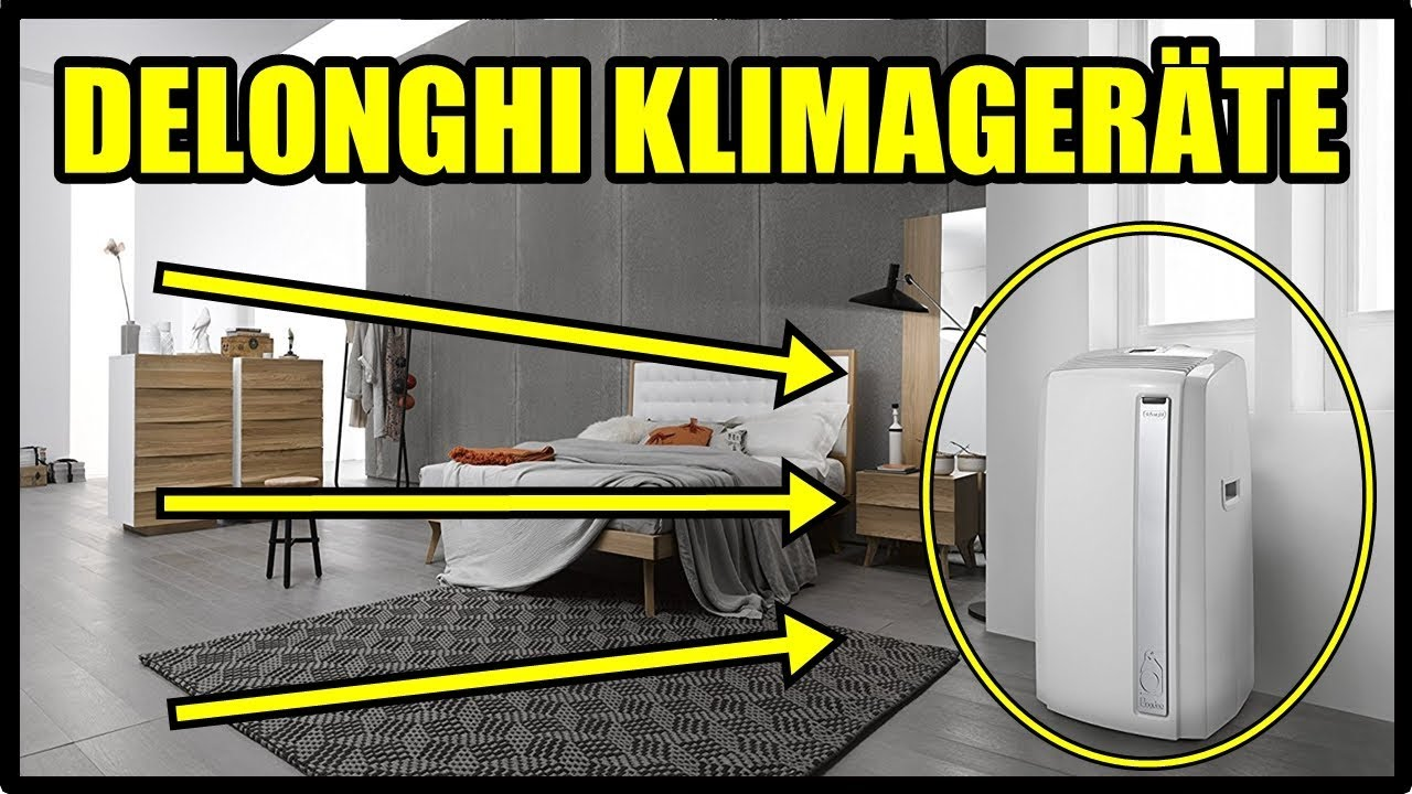 die besten delonghi klimager t test leise erfrischend. Black Bedroom Furniture Sets. Home Design Ideas