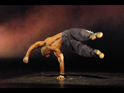 SUPERNATURALLY STRONG Bboys (Physicx,...