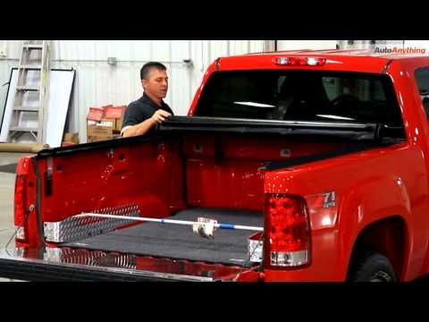 Features of an Access Roll Up Tonneau Cover