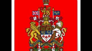 STICKER COAT OF ARMS CANADA