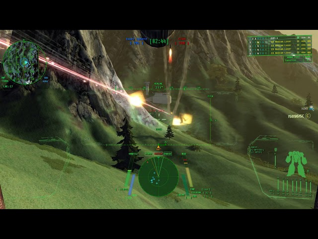 Mechwarrior Living Legends Chaos March T80 B450 Stone Coalition Attack Carver Map 3 NewAvalon