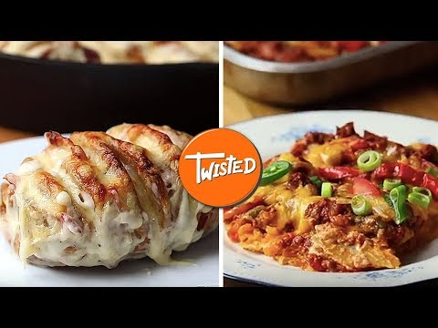 4 Amazing Gluten Free Dinners | Gluten Free Recipes | Weeknight Dinners | Twisted