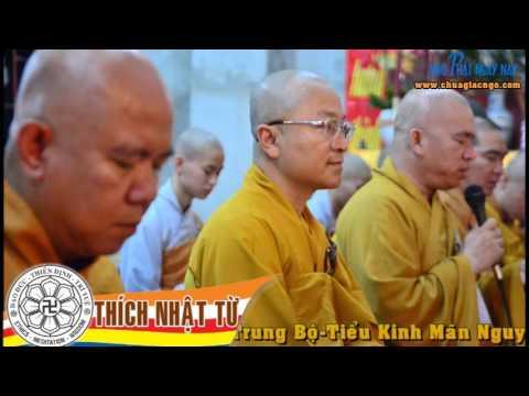 Kinh Trung Bộ 110 (Tiểu Kinh Mãn Nguyệt) - Người chân chánh (28/09/2008)