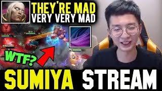 They're very very MAD ft Imba Tornado | Sumiya Invoker Stream Moment #482