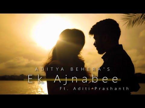 Ek Ajnabee haseena se (acoustic cover)  ||  Cover by Aditya Behera || Kishore Kumar