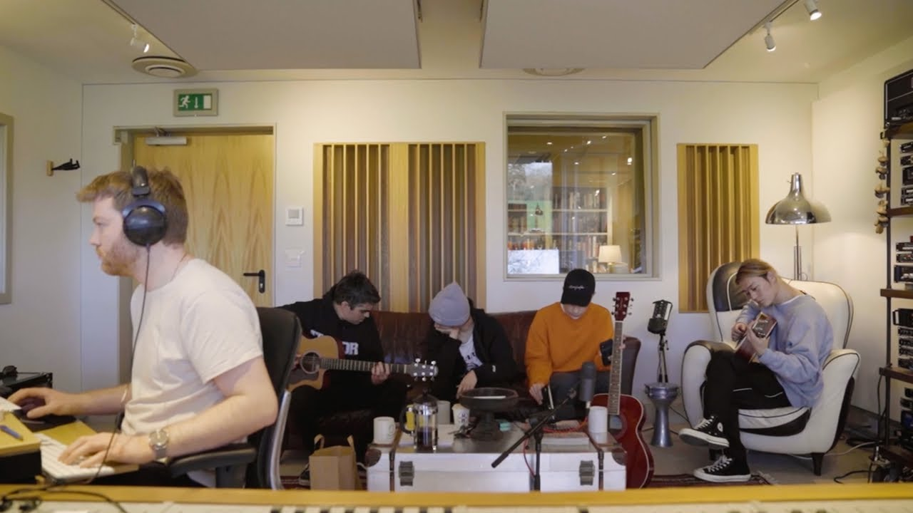 ONE OK ROCK - Making of Broken Heart of Gold #2
