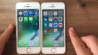 iOS 11 Temel Yenilikler 5s için iOS 11 vs 10.3.3 Yüklenmeli mi?