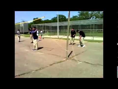 HGSH- golf company volley ball match 4/22/4014