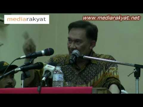 Anwar Ibrahim: Najib, Rosmah, This Country Is Not Yours