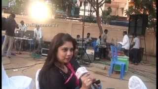 MADRAS MUSIC COLLEGE- UNITY IN INDIA - TAMIL ACTRESS YUVARANI TALKS ABOUT JOHN LEE SCHOOL OF MUSIC