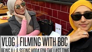 RAMADAN VLUNE WEEK 2 | Filming with BBC One | NABIILABEE