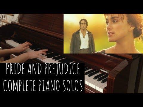 Pride and Prejudice Complete Piano Solos (2005) - Dario Marianelli