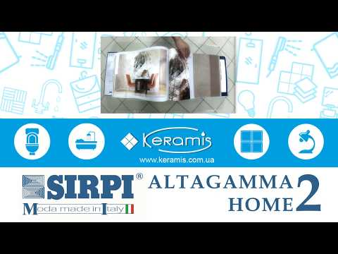 Дизайнерский шик Sirpi Altagamma Home 2