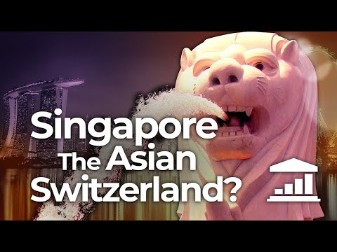 Why is SINGAPORE the RICHEST country in ASIA? - VisualPolitik EN