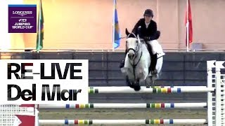 LIVE 🔴 | Longines FEI Jumping World Cup™ NAL 2018/19 | Del Mar | Grand Prix Qualifier thumbnail