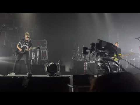 Mcfly – I'll Be Okay | Young Dumb Thrills tour | Bournemouth International Centre |15/09/2021