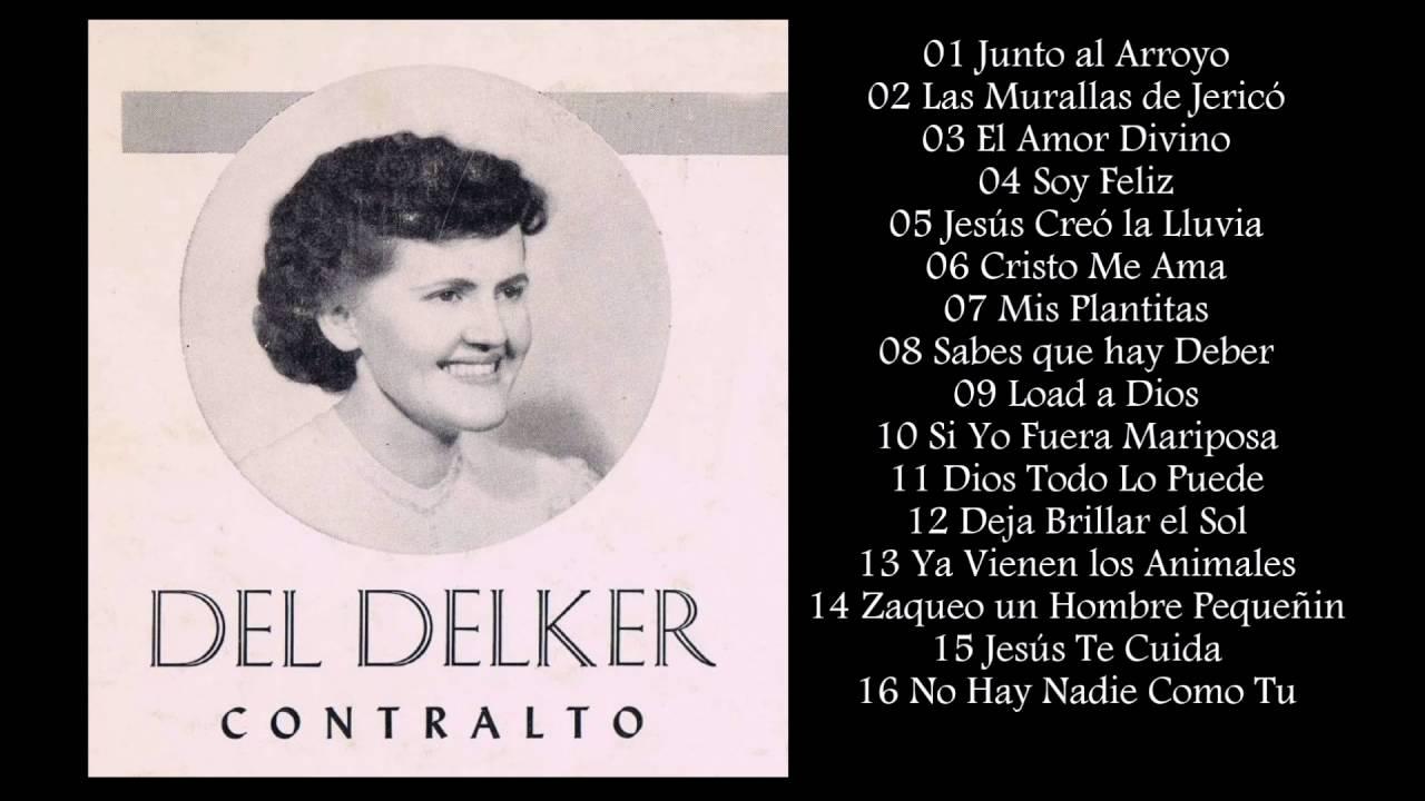 musica de del delker