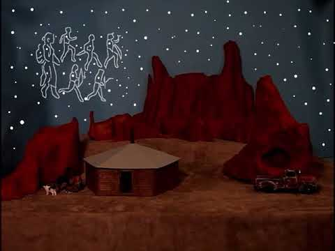 Navajo: Story Of The Stars