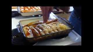 How To Make Beef & Chicken Enchiladas