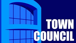 Virtual Town Council Special Meeting of September 21, 2020