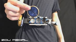 [1080p] Sagouzo Combo -Kamen Rider OOO- thumbnail