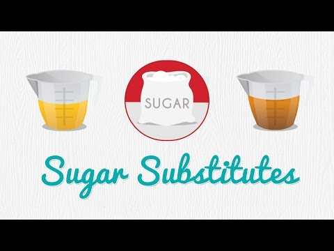 How to SUBSTITUTE SUGAR in Your Baking & FREE Chart! Gemma's Bold Baking Bootcamp 2