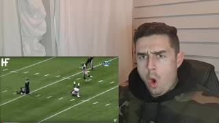 Rugby Fan Reacts to NFL Footballs Biggest Hits Ever Youtube Video