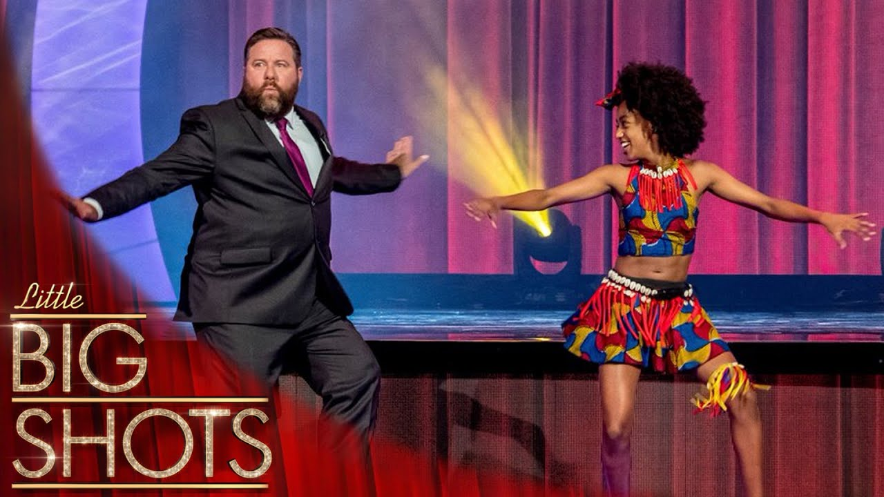 Download The Incredible Afro-Fusion Dancer Tsehay @Best Little Big Shots