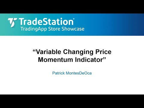Variable Changing Price Momentum Indicator