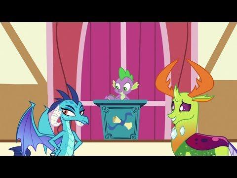 "My Little Pony Temporada 7 - Capítulo 15 (""Triple amenaza"") Español Latino"