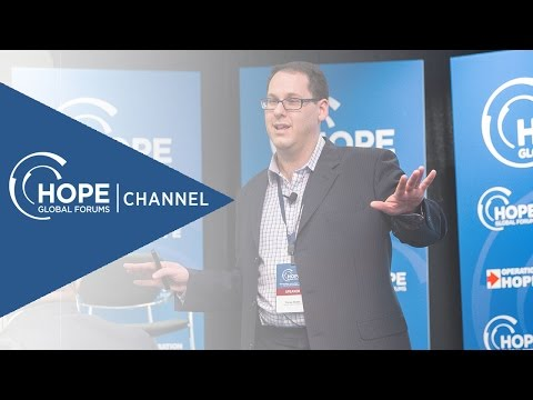 HOPE Global Forums 2016 - Creating Connections - Featuring Corey Michael Blake