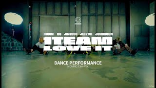 [茶館中字] 1TEAM|원팀 - Love It (DANCE PERFORMANCE MOVING CAM VER.)