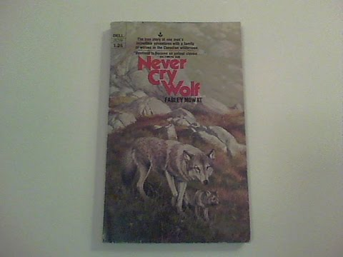 never cry wolf mowat