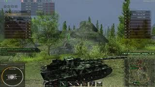 ground War: Tanks. СУ-152П. Опасная игра