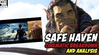 Safe Haven Cinematic, Story Errors, Thrall and What Sylvanas or Saurfang is Planning