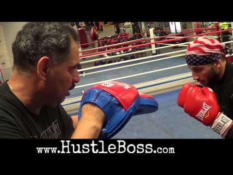 Alex Miskirtchian Training Highlights: Eyes The Winner Of Evgeny Gradovich Vs. Billy Dib II