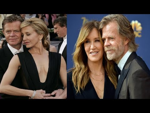 William H. Macy Has Just Revealed The Truth About His 21Year Marriage To Felicity Huffman