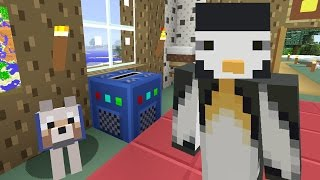 Gambar cover Minecraft PS4 - 20 Block Challenge - I Placed a Block! [Part 28]