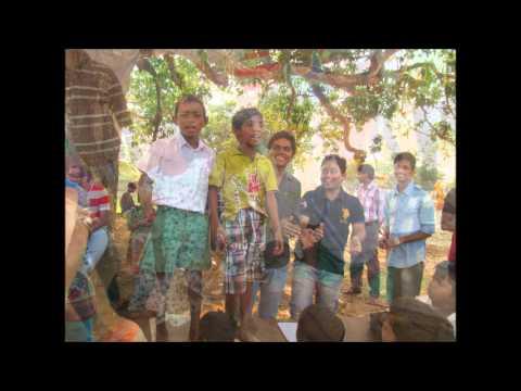 Recreational activities for children living in slums -KIIT